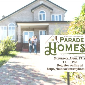 HANCOCK COUNTY PARADE OF HOMES IS SATURDAY, APRIL 13TH