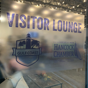 MEMBERS OF THE HANCOCK CHAMBER ARE INVITED TO SHOWCASE BROCHURES AT THE NEW HANCOCK CHAMBER VISITOR LOUNGE AT LAZY MAGNOLIA