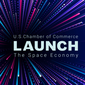 U.S. Chamber Presents LAUNCH:  The Path to Artemis III on 2/17/21